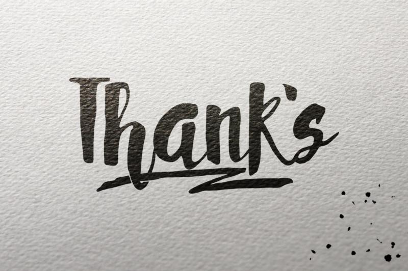 faithful-typeface