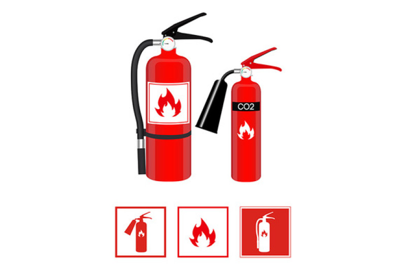 fire-extinguishers-and-flat-signs