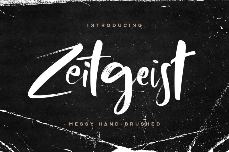 zeitgeist-font
