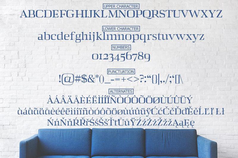 zahra-serif-4-font-family-pack