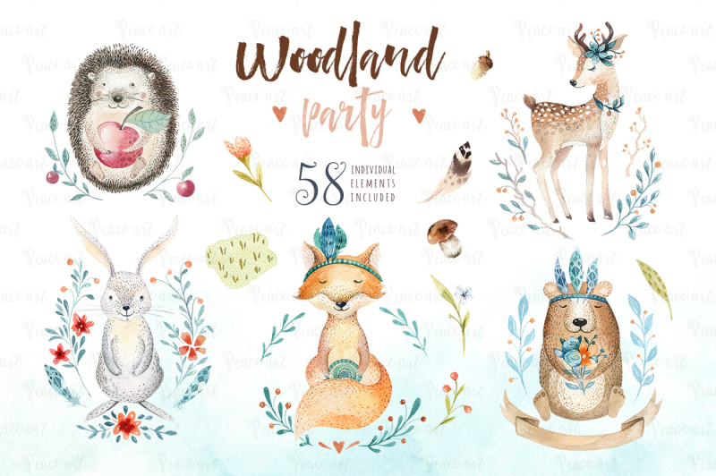 woodland-party-i