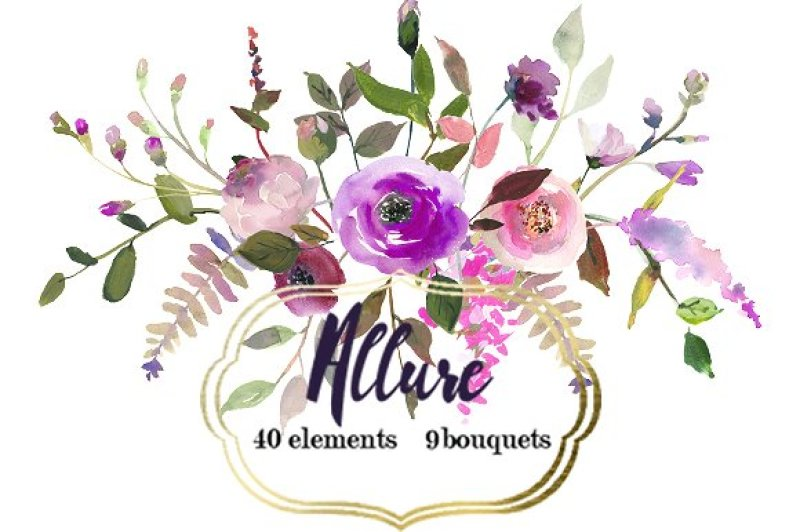 purple-watercolor-flowers-clipart