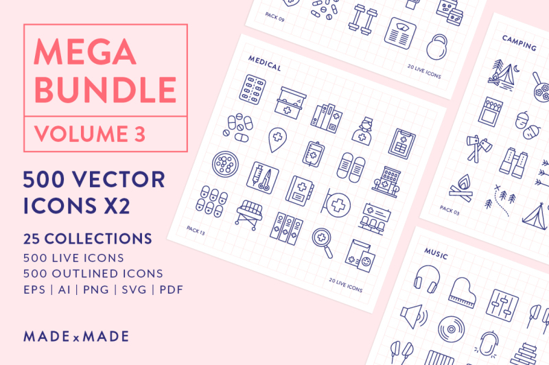 line-icons-mega-bundle-vol-3