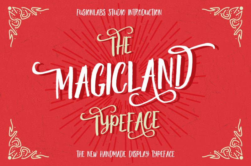 the-magicland-typeface