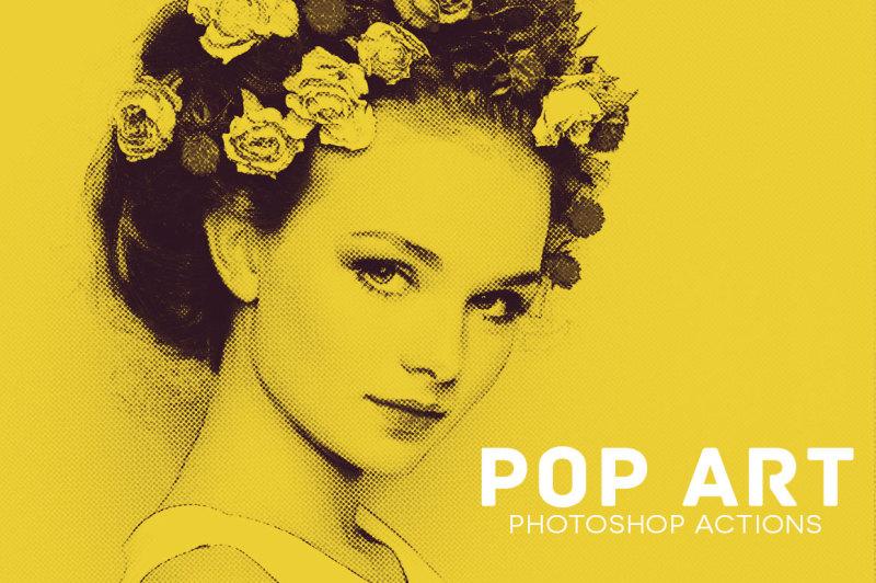 20-pop-art-photoshop-actions