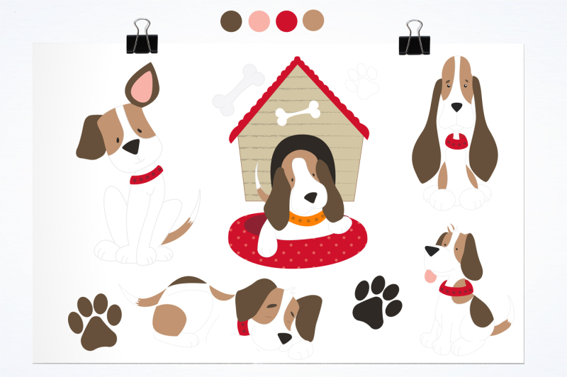 beagle-love-graphics-and-illustrations