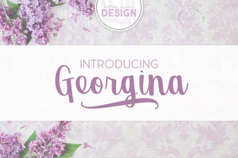 georgina-font-family