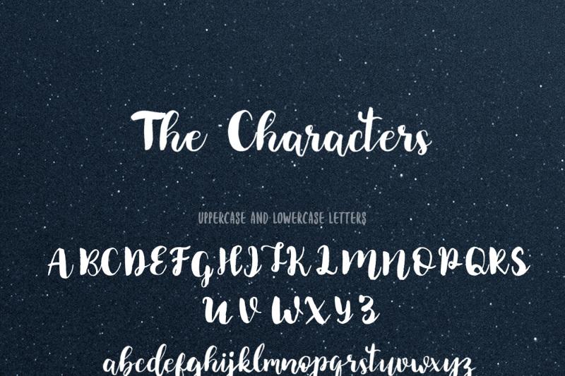 brownie-script-font