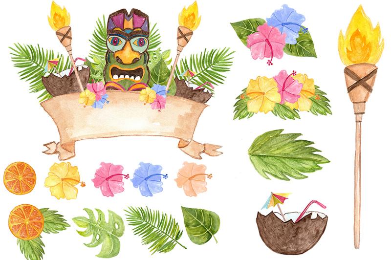 watercolor-hawaii-clipart