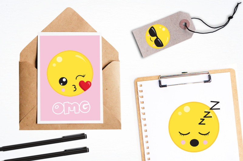 cute-emoji-illustration-and-graphics