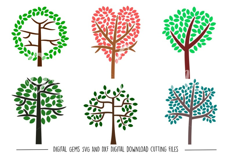 tree-svg-dxf-eps-png-files
