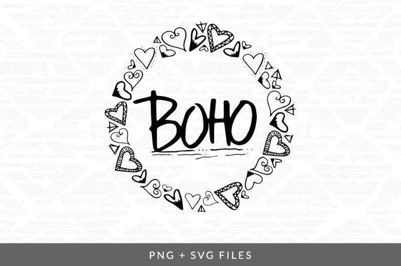boho-hearts-svg-png-graphic