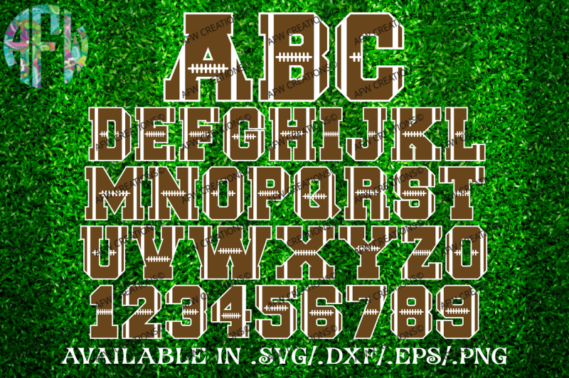 sports-letters-and-numbers-svg-dxf-eps-cut-files