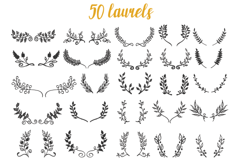 150-hand-drawn-floral-illustrations