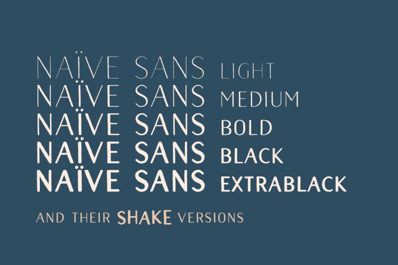 naive-sans-font-pack