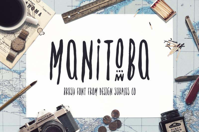 manitoba-font