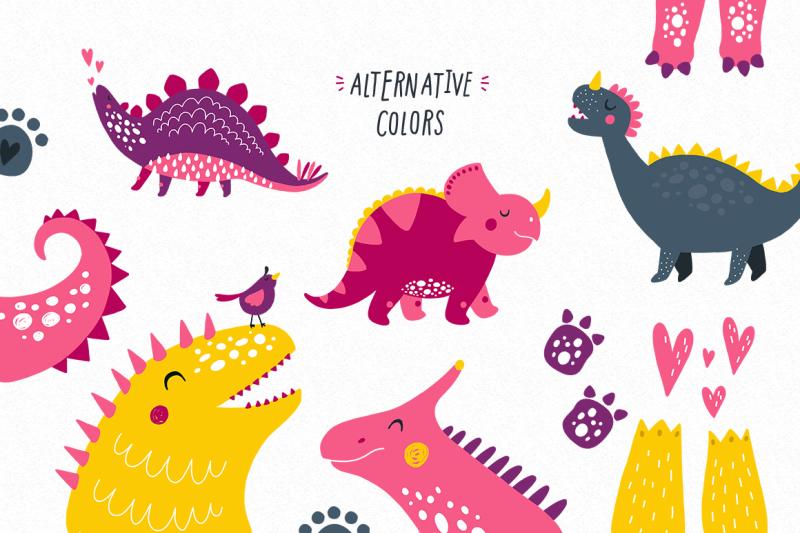 cute-dinosaurs