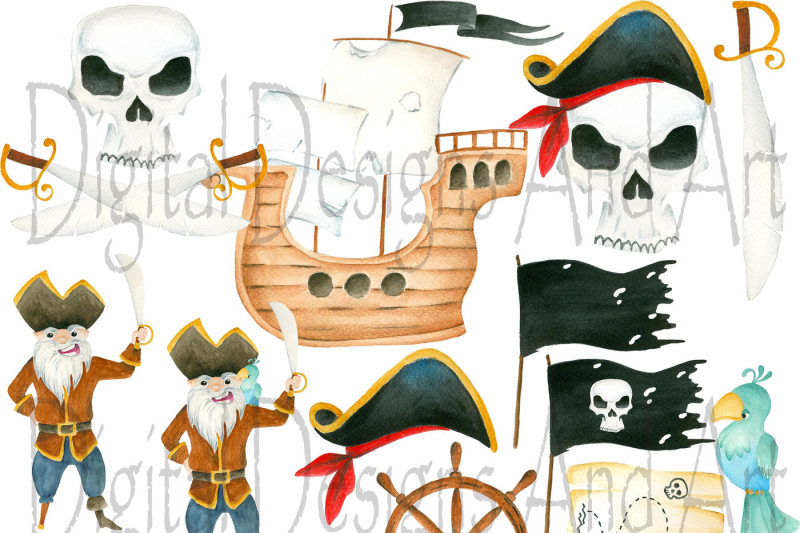 pirate-clipart