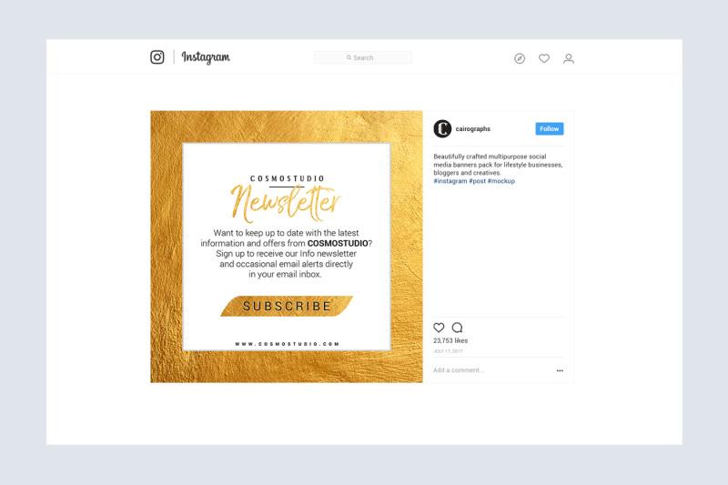 gold-social-media-pack