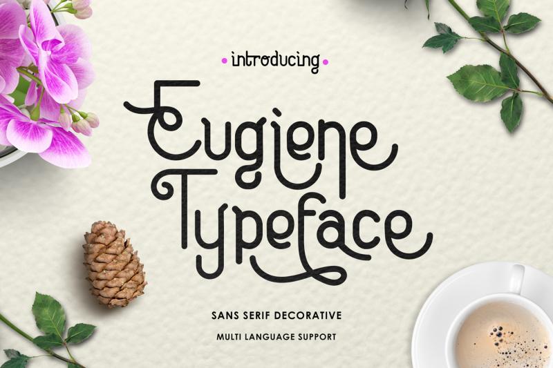eugiene-typeface