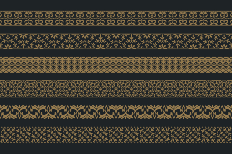 seamless-art-dividers-in-east-style