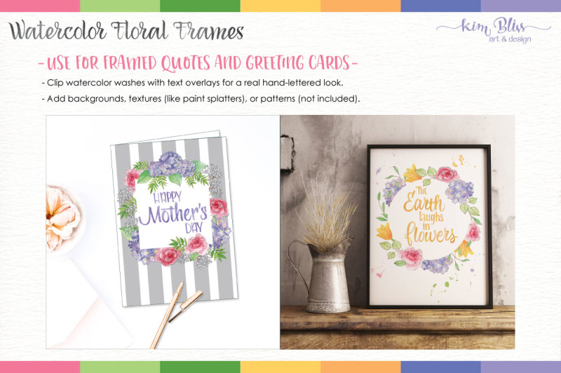 watercolor-floral-frames-and-text-overlays