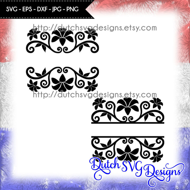 2-split-monogram-cutting-files-with-flowers-in-jpg-png-svg-eps-dxf-cricut-svg-silhouette-cut-file-flourish-svg-svg-cut-file