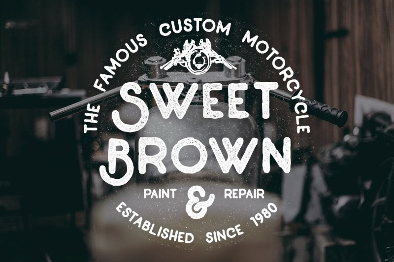 rumbell-vintage-branding-font