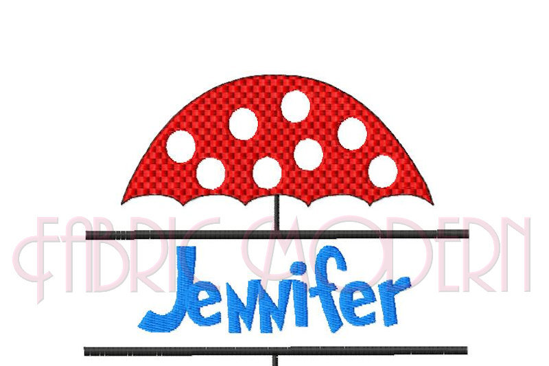 split-monogram-frame-machine-embroidery-design-polka-dot-umbrella-584
