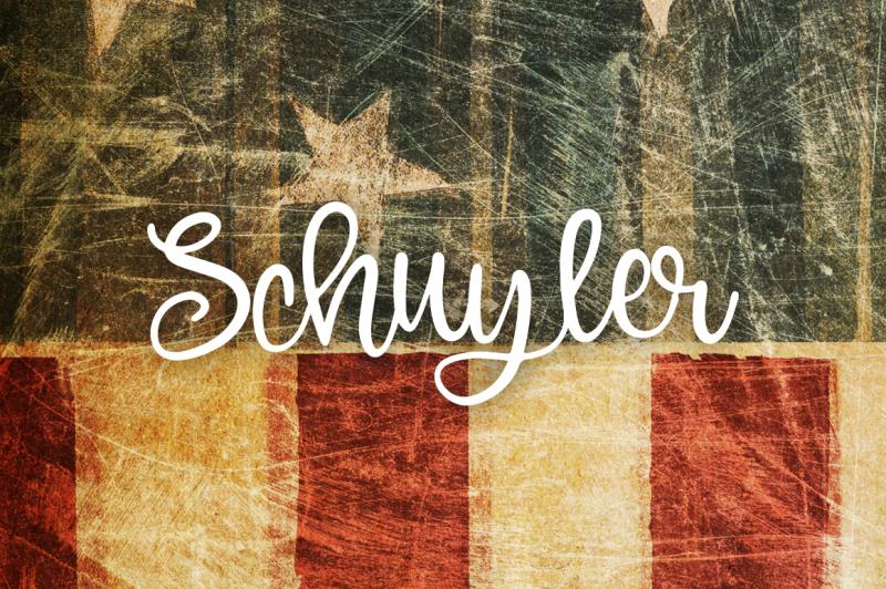 schuyler-script