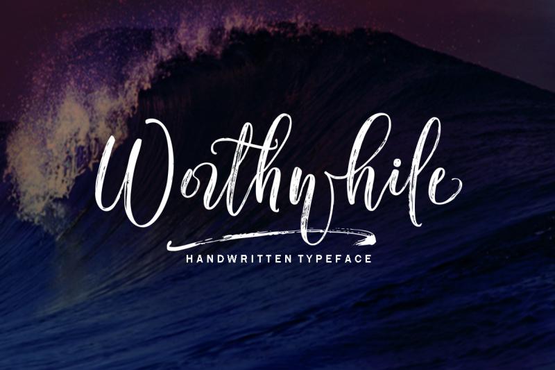 worthwhile