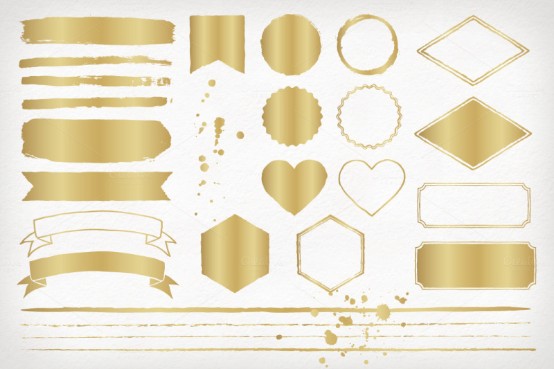 50-percent-off-rose-gold-silver-foil-bundle