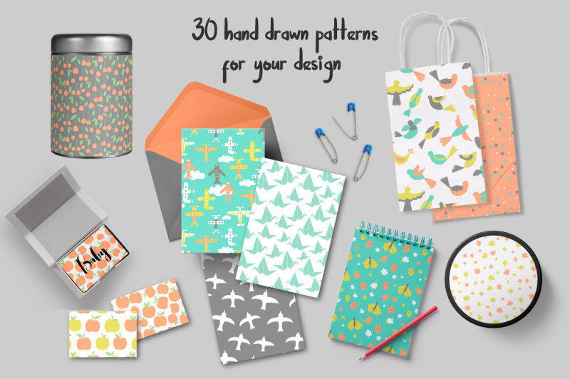 it-s-a-baby-seamless-patterns