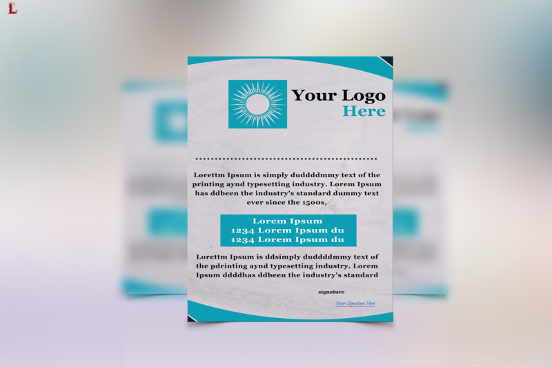charity-flyer-template