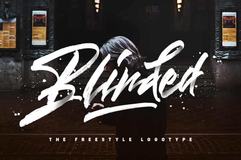 blinded-freestyle-logotype