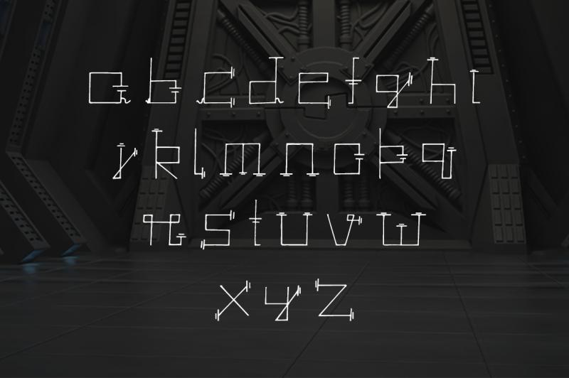 mercuric-fancy-font