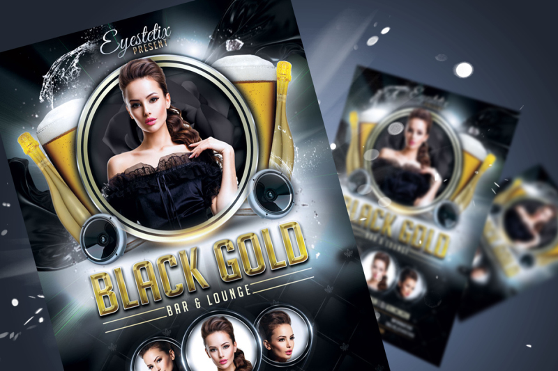 black-gold-flyer