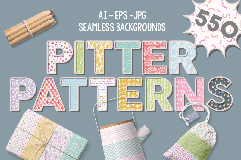 pitter-patterns