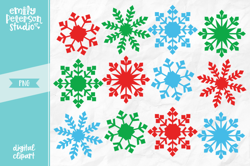 christmas-snowflakes-clipart