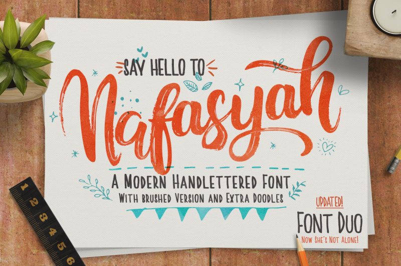 nafasyah-hand-lettered-brushed-font-duo