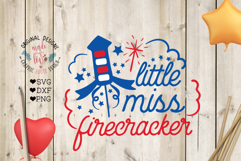 little-miss-firecracker-cut-file