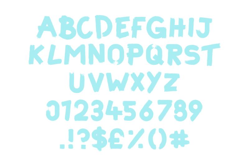 polar-typeface
