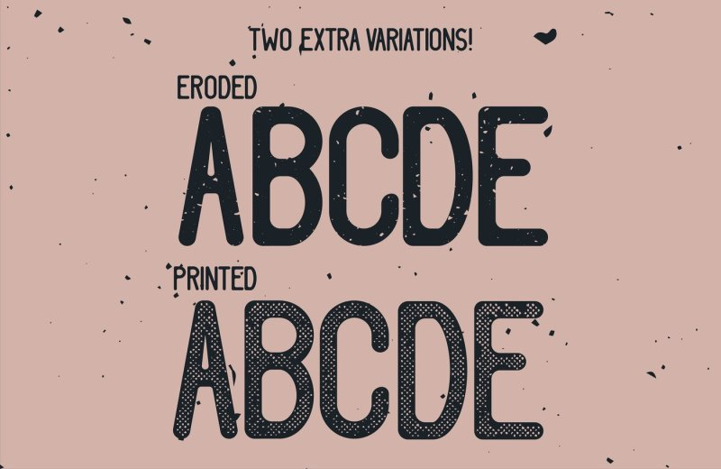 venture-typeface
