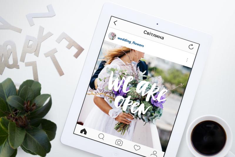 social-media-lettering-set