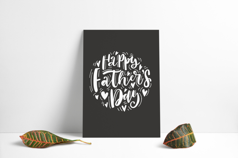 happy-father-s-day-lettering-set