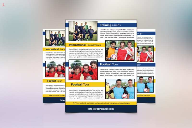 sports-flyer-template