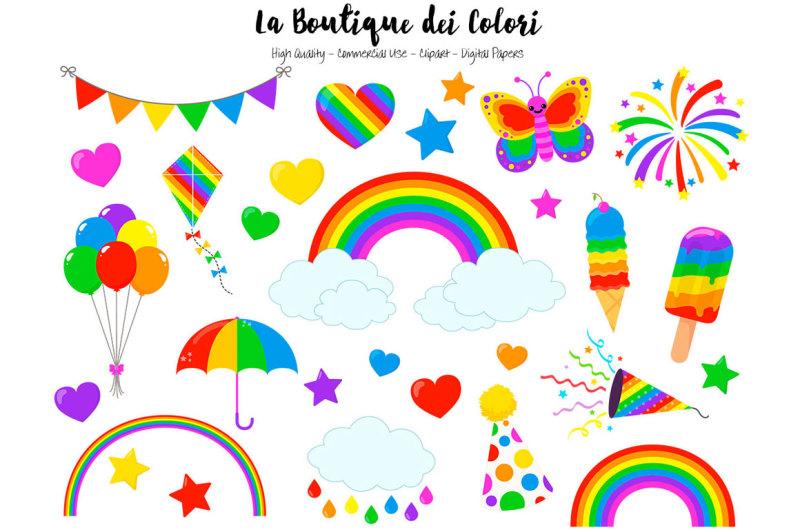 rainbow-clipart
