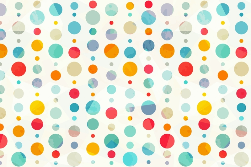 circle-vector-patterns-pack