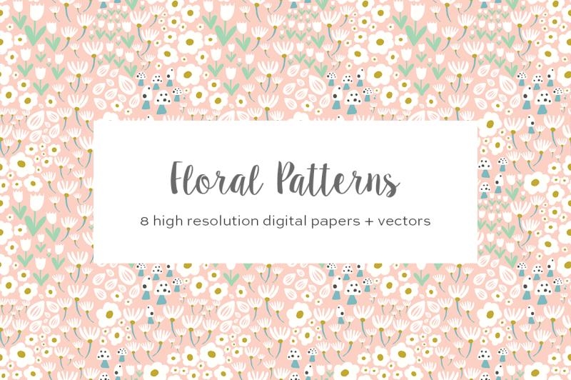 feminine-pattern-bundle