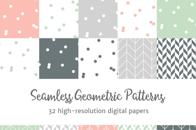 seamless-pastel-geometric-patterns-2